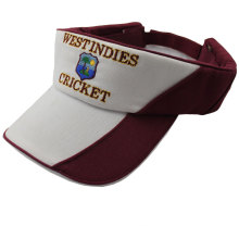 100% Cotton Sun Visor with Custom Logo
