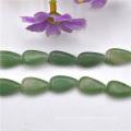 Green Aventurine Waterdrop Jewelry Beads And Stones Wholesale