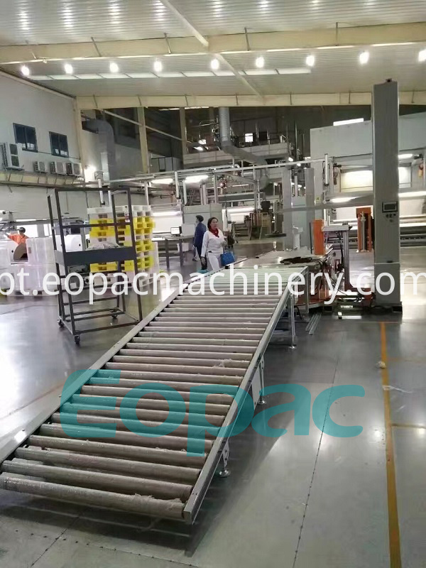 Automatic Pallet Stretch Wrapper Online