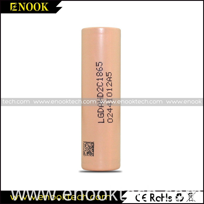 2017 Original 18650 LG HD2C Battery