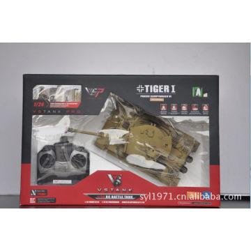 2.4GHz RTR Vstank 1/24 Scale RC Tank