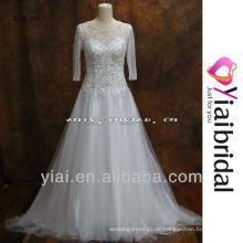 RSW359 Perlen Hochzeitskleid