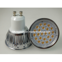 GU10 5W LED Bulb with Beam Angle 60degree Len