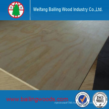 Manufacturing 6/9/15/18mm Commercial Plywood for Africa Market
