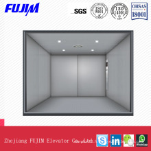 Big Space Freight Elevator with Stainless Steel