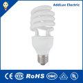 Ce UL 20W 24W E27 B22 Спиральные компактные люминесцентные лампы