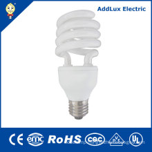 Cheap CE UL 20W 24W Spiral Energy Saving Lights 2700k-6400k