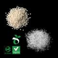 Materia prima bioplástica virgen para cuchara de plástico desechable