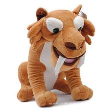 ¡Diseño modificado para requisitos particulares del OEM! Juguete de peluche mini juguete de peluche de tigre al por mayor