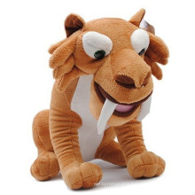 customized OEM design! mini plush toy wholesale tiger plush toy