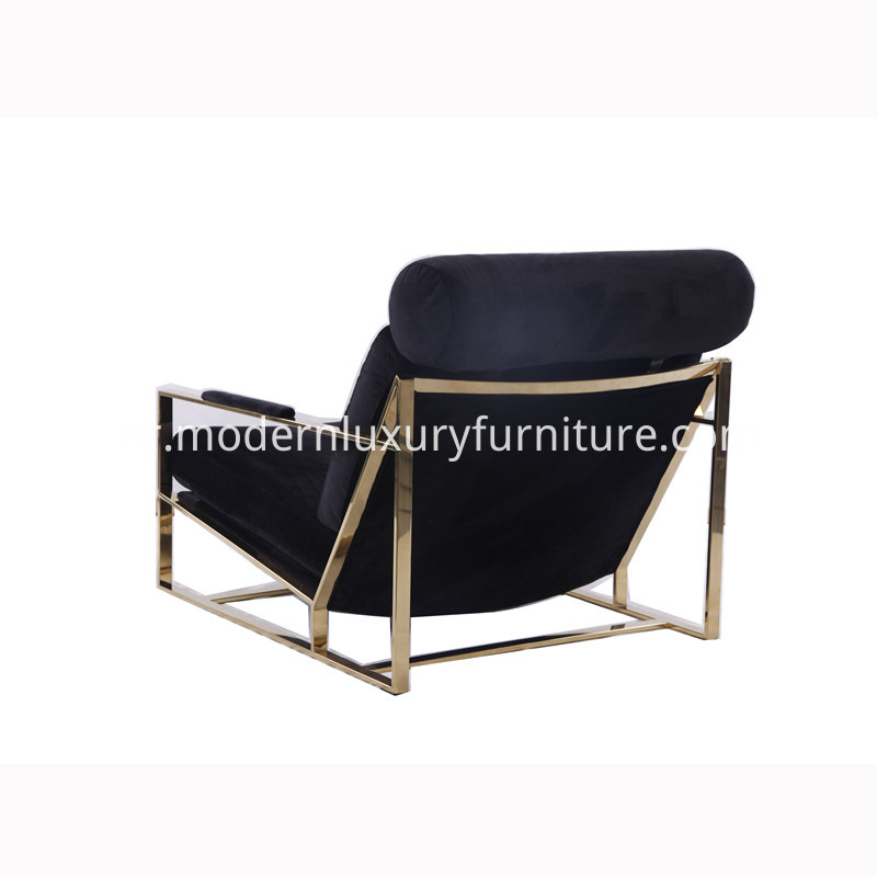 Fabric Milo Lounge Chair