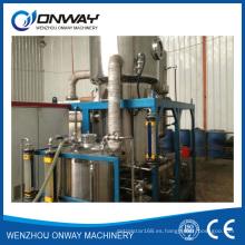 Muy alta eficiencia de la energía más baja Consumpiton Mvr evaporador máquina de vapor mecánica del compresor
