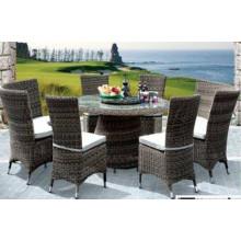 2015 jantar ao ar livre mesa de jantar e cadeira CF719