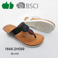 Summer Fashion New Style Pcu Soft Womens Slippers