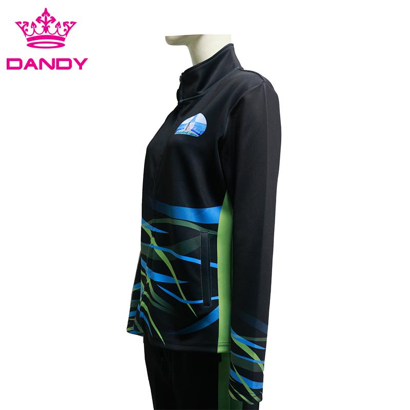 long sleeve cheer uniforms