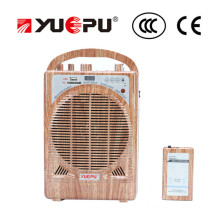 Wireless Portable PA System with Special Color