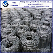 factory price Hot galvanized Farm Field Fencing for livestock