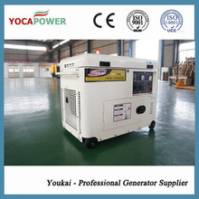 Stable Performance 5.5kw Air Cooled Small Diesel Engine Power Electric Generator Diesel Generating Power Generation
