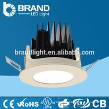 La venta caliente 110lm / w Citizen LED Chips cob llevó el downlight 8W, downlight del techo llevado