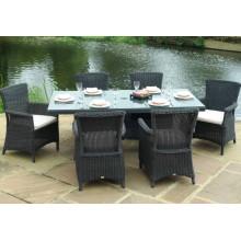 Móveis Jardim Rattan móveis cadeira mesa do rattan