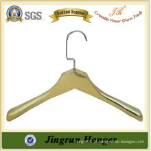 Produção de suspensão de plástico experiente Qualidade Rose Gold Hanger