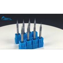 BFL 0,5 mm Mikro-CNC-Schaftfräser Zum Schneiden von Stahl