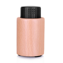 Real Wood Waterless Aromatherapy Nebulizer Diffuser