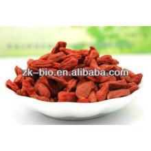 Nueva Wolfberry secado natural de alta calidad de la cosecha