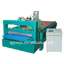 QJ 13-65-850 color steel roof roll forming press machine