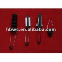 Tension clamps/Aluminum Anchoring Clamps for line