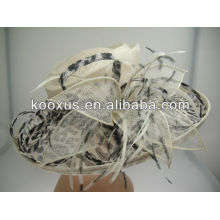 Fascinators Sinamay Hat for horse racing