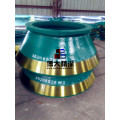 Mining stone crusher spare parts nordberg HP200 mantle
