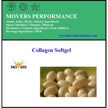 Capsules de collagène / végétal / Pas de conservateurs