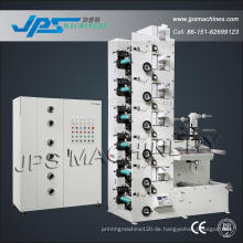 Sechs Farb-Flexo-Etikettendruckmaschine