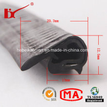 Customized Door PVC Rubber Weather Strip for Automobile