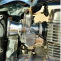55 mm 7 colores motocicleta carburador taza del filtro de aire The Wind Cup Cuerno Copa Fit KeihinPWK OKO KOSO carburador