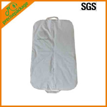 customized reusable PVC suit cover / garment bag
