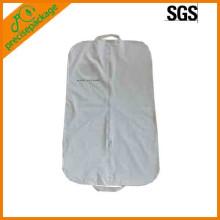 customized reusable PVC suit cover / garment bag