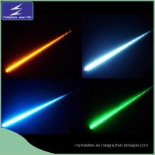 Tubo de LED de luz de meteorito