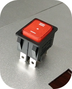 rocker switch KR2-12