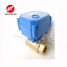 DN15 brass CR01 3.6V-6V 5V 12V cwx-15q mini electric radiator valve