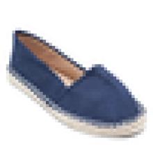 Women summer shoe handmade espadrille jute sole flats casual shoe
