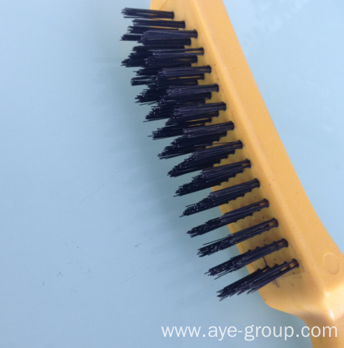 Steel Wire Brush 4 Row and 5 Row