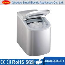 Hecho en China mini máquina portátil del fabricante de hielo para la venta