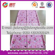 Tejido 100% algodón para colchas por distribuidores de porcelana para textiles para el hogar