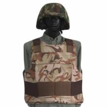 Camouflage Bullet-Proof Vest