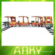 Commercial Amusement Electric Rails