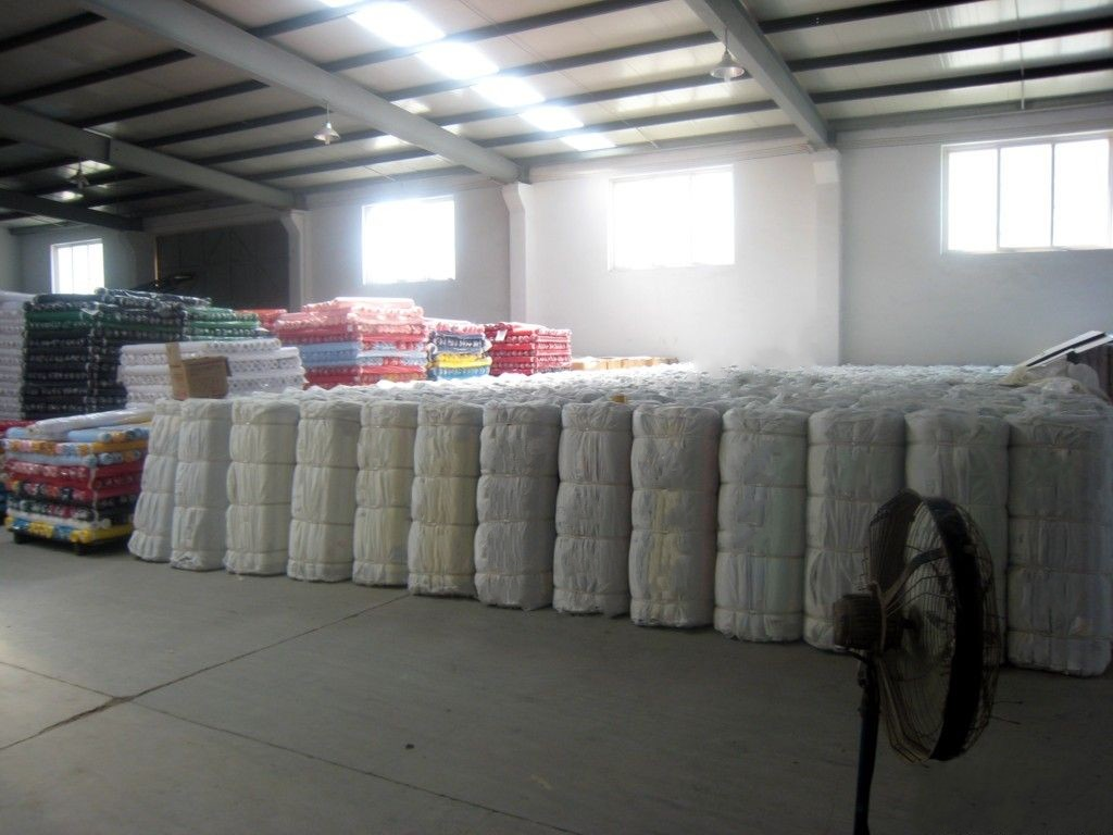 CVC 60/40 High density of woven blended fabric