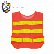Best Quality Fluorescent Fabric Safety Vests Driver For Women