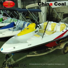 Familia Pequeño Jet Boat para 4 personas